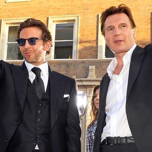 Bradley Cooper, Liam Neeson