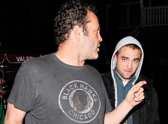 Robert Pattinson, Vince Vaughn