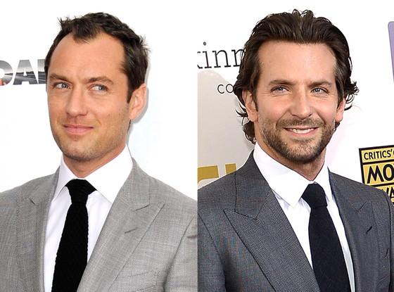 Jude Law, Bradley Cooper