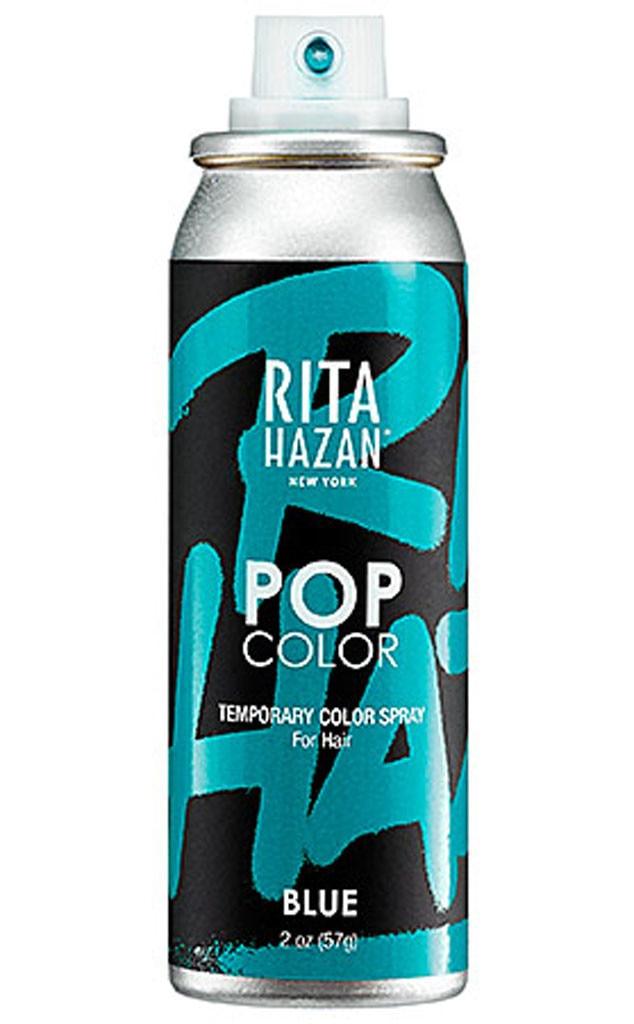 Coachella Beauty, Rita Hazan Pop Color