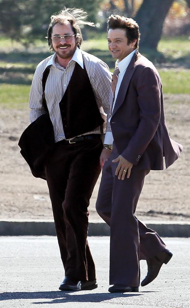 Christian Bale, Jeremy Renner