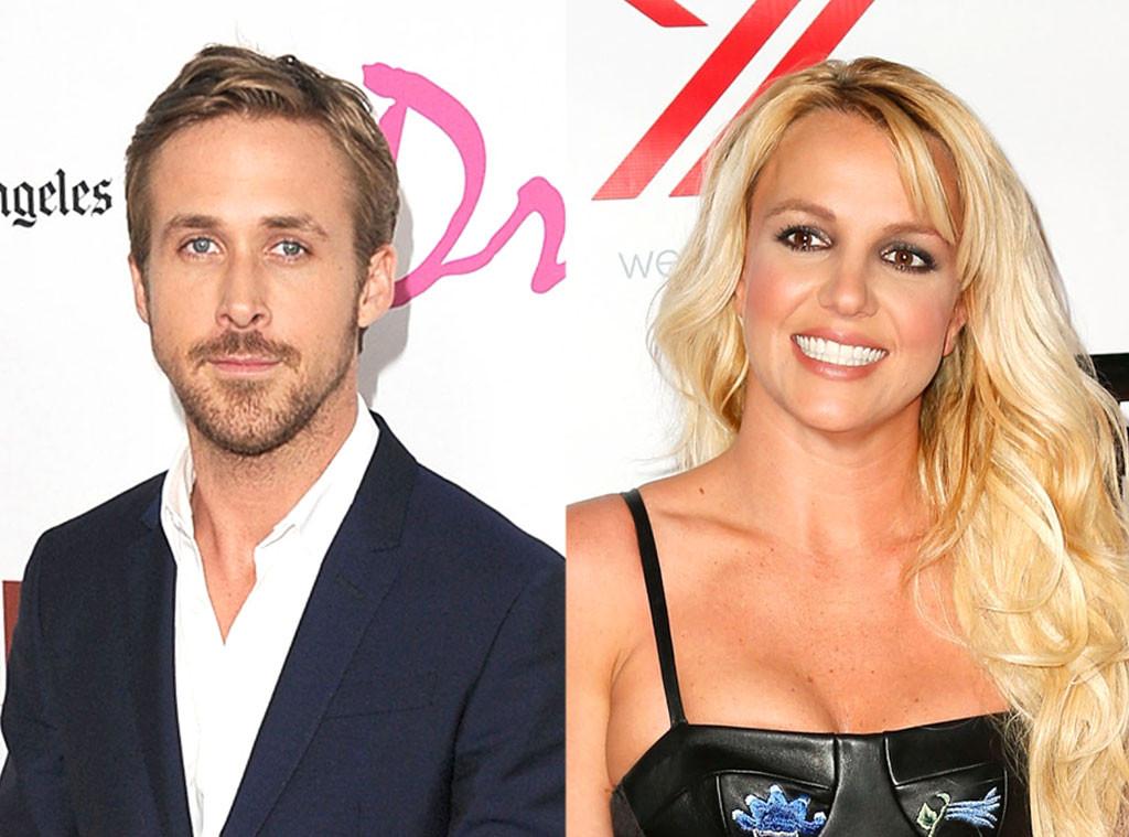 Ryan Gosling, Britney Spears