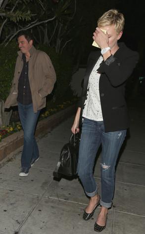 Charlize Theron, Seth MacFarlane