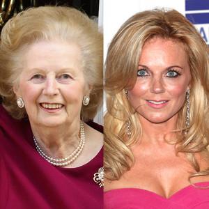 Margaret Thatcher, Geri Halliwell