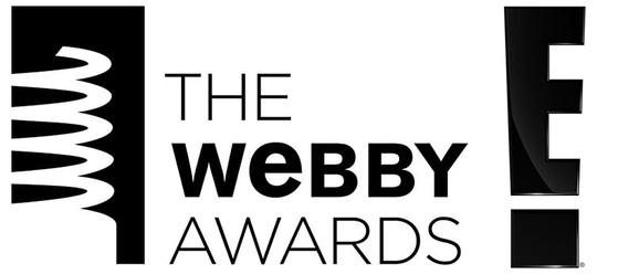 Webby Awards, E! Logo