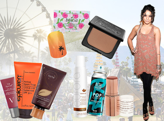 Coachella Beauty Guide