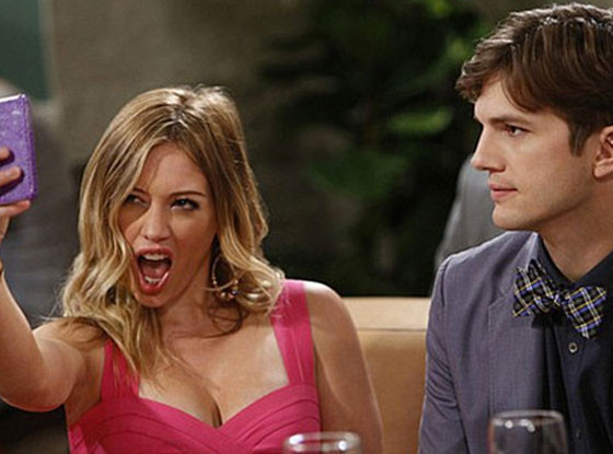 Hilary Duff, Ashton, Two and Half Men