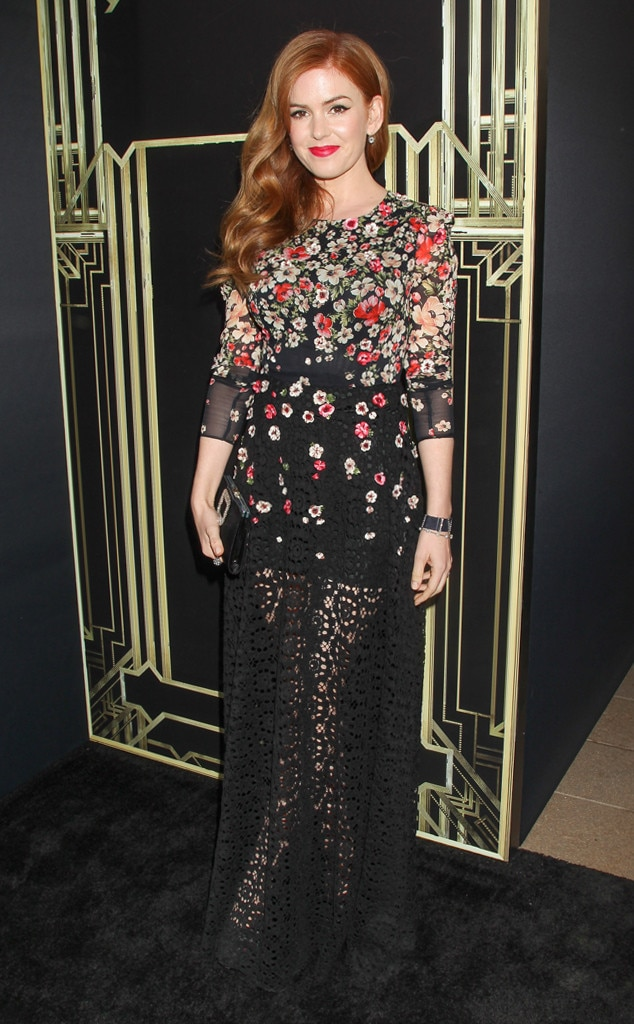 Isla Fisher, The Great Gatsby Premiere