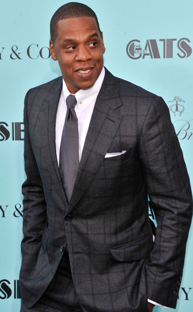 Jay-Z, The Great Gatsby Premiere