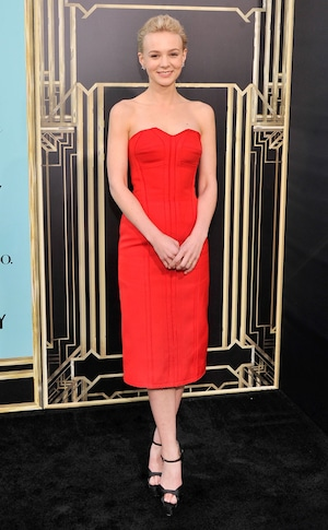 Carey Mulligan, The Great Gatsby Premiere