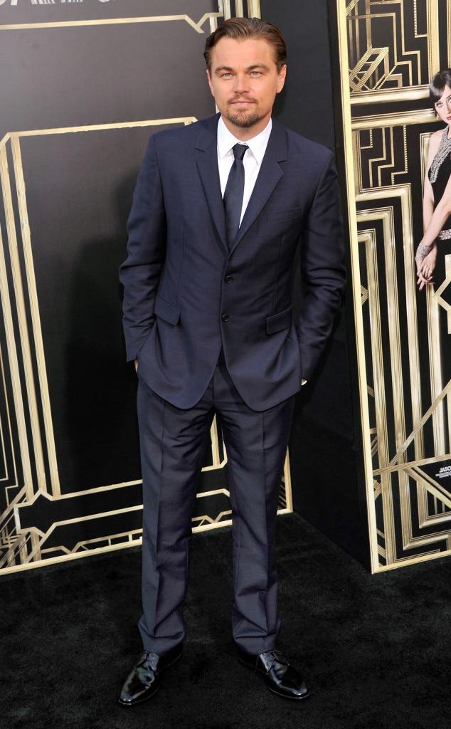 Leonardo DiCaprio, The Great Gatsby Premiere