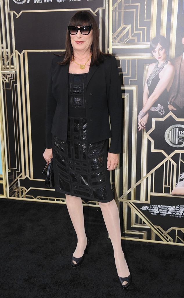 Anjelica Huston, The Great Gatsby Premiere