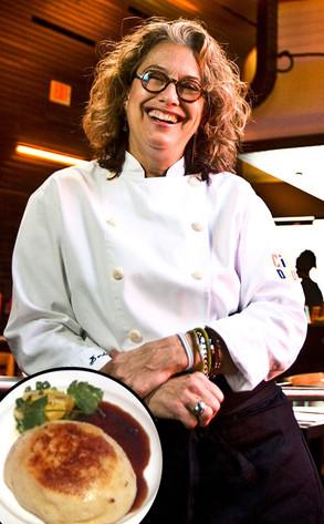 Susan Feinger, BBQ Jackfruit Bao