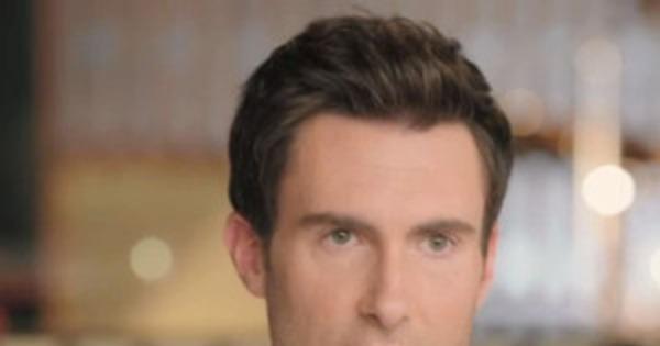 adam levine talks feeling insecure over acne prone skin in proactiv