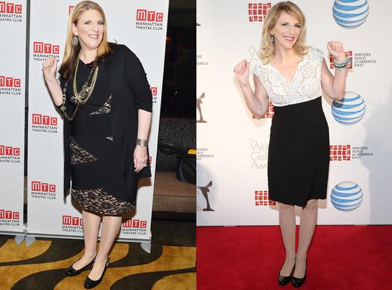 Lisa Lampanelli, Weight Loss