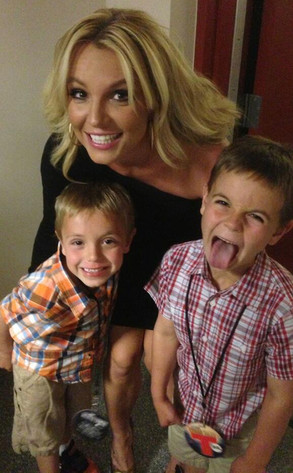 Britney Spears, Mother's Day