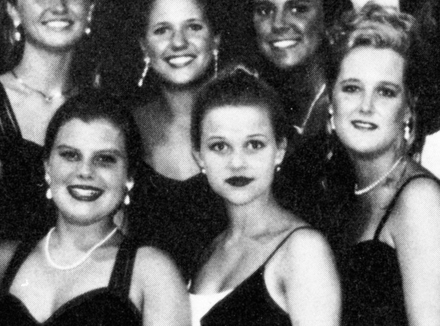 Galería de danza formal, Reese Witherspoon