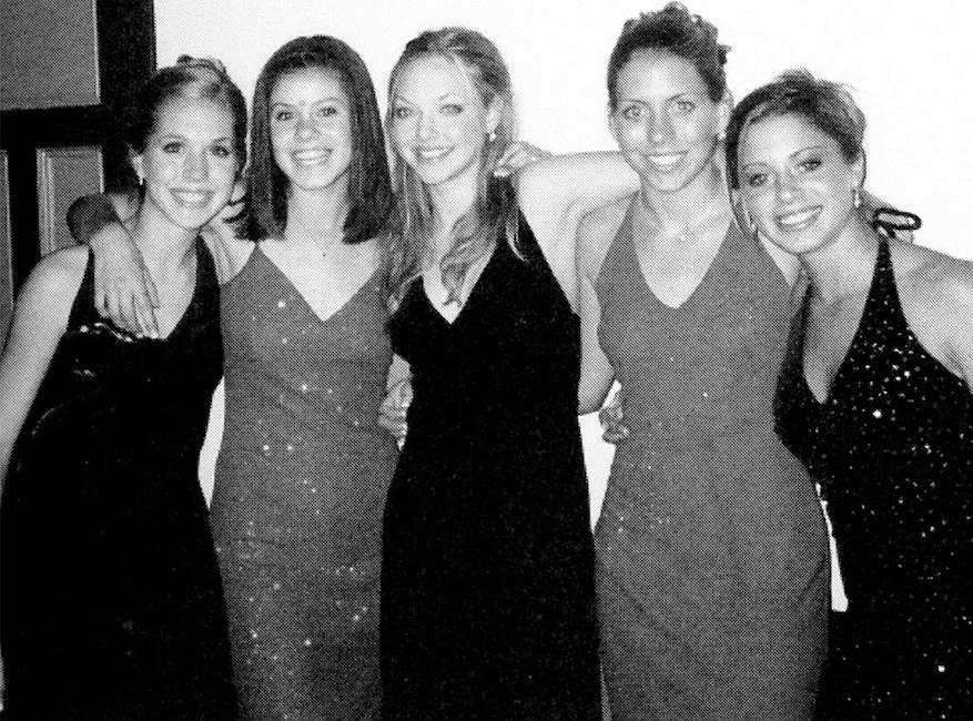 Galería de baile formal, Amanda Seyfried
