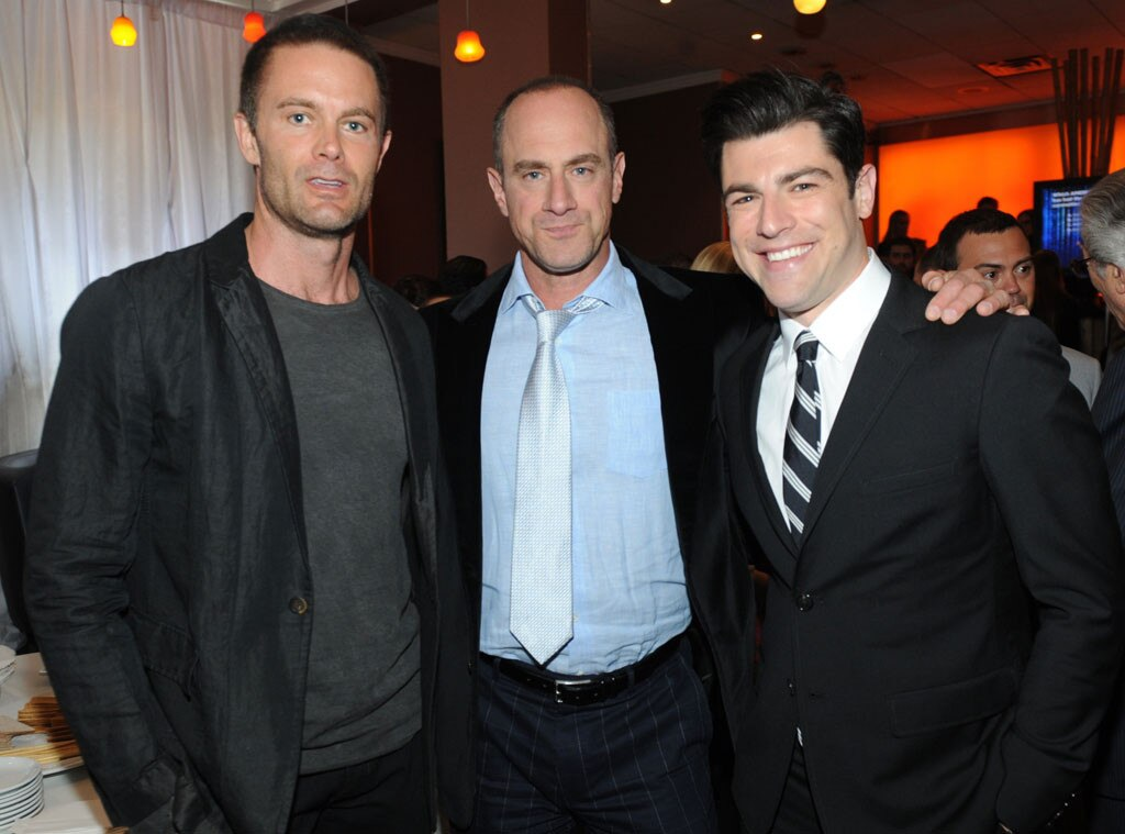 FOX Upfronts, Garret Dillahunt, Chris Meloni, Max Greenfield