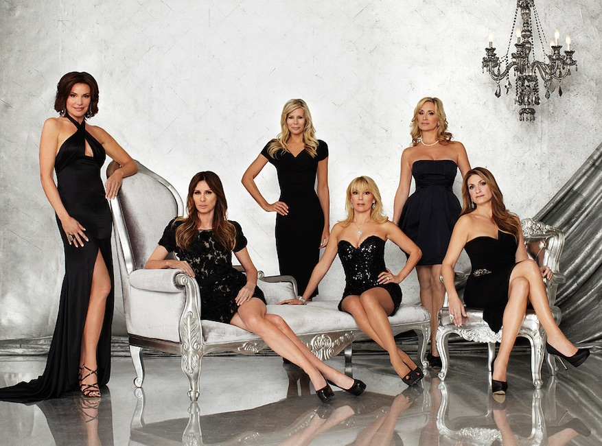 Real Housewives of New York City Cast, Saison 5