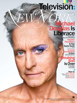 Michael Douglas, New York Magazine