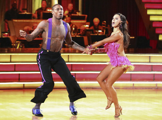 DWTS, Jacoby Jones, Karina Smirnoff