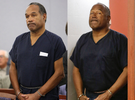 OJ Simpson, Before & After
