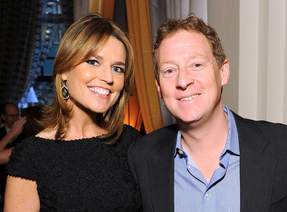 Savannah Guthrie, Mike Feldman