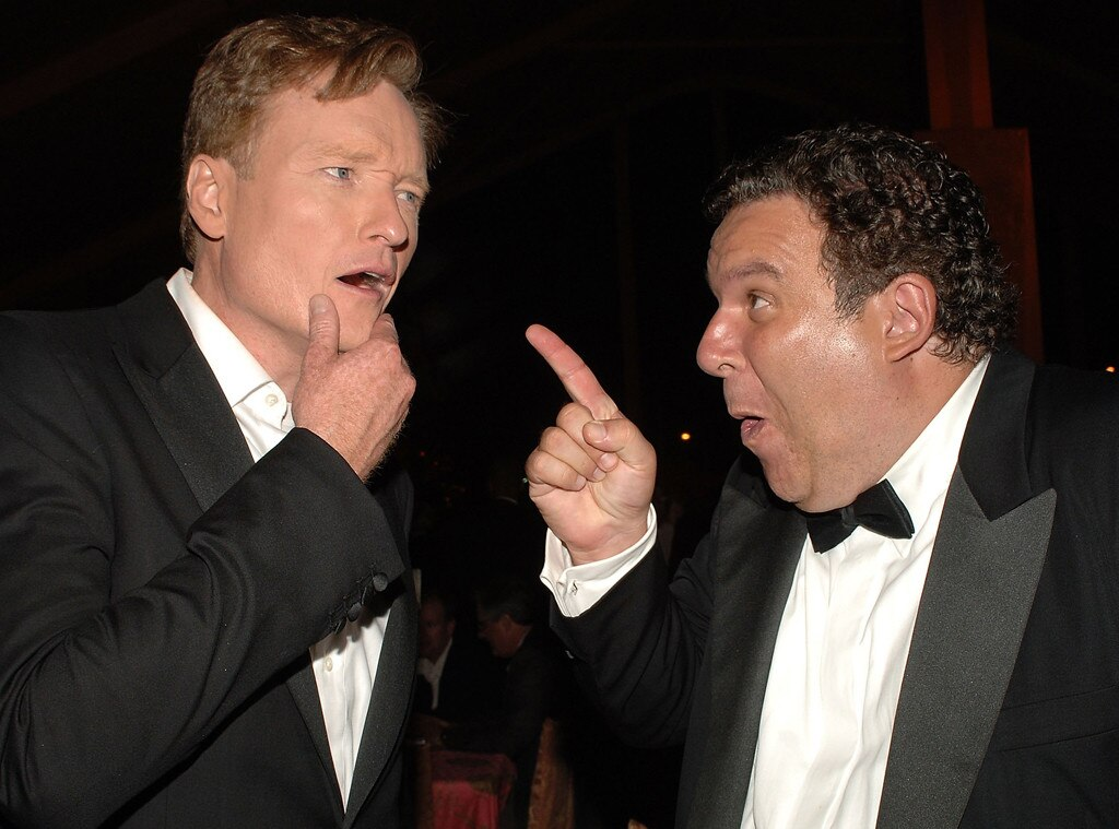 Conan O'Brien, Jeff Garlin