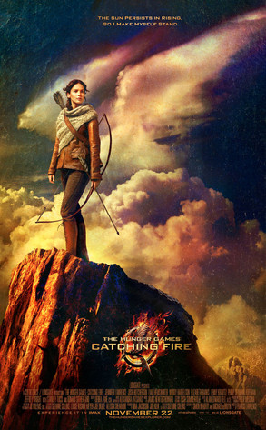 Hunger Games, Catching Fire Poster