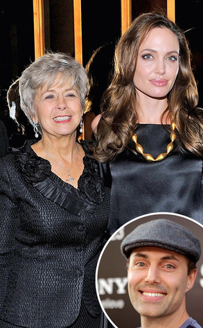 Jane Pitt, Angelina Jolie, James Haven