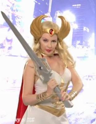 Kylie Minogue, She-Ra