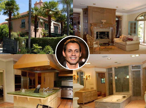 Marc Anthony, Home