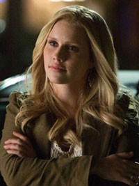 Claire Holt, The Vampire Diaries