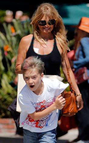 Goldie Hawn, Ryder Robinson
