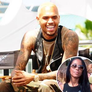 Chris Brown, Aaliyah