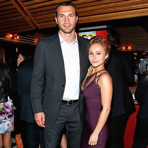 Wladimir Klitschko, Hayden Panettiere, ABC Upfronts