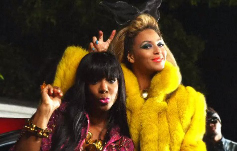 Beyonce, Kelly Rowland