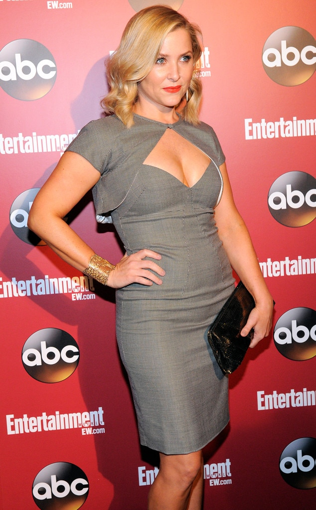 Jessica Capshaw, ABC Upfronts