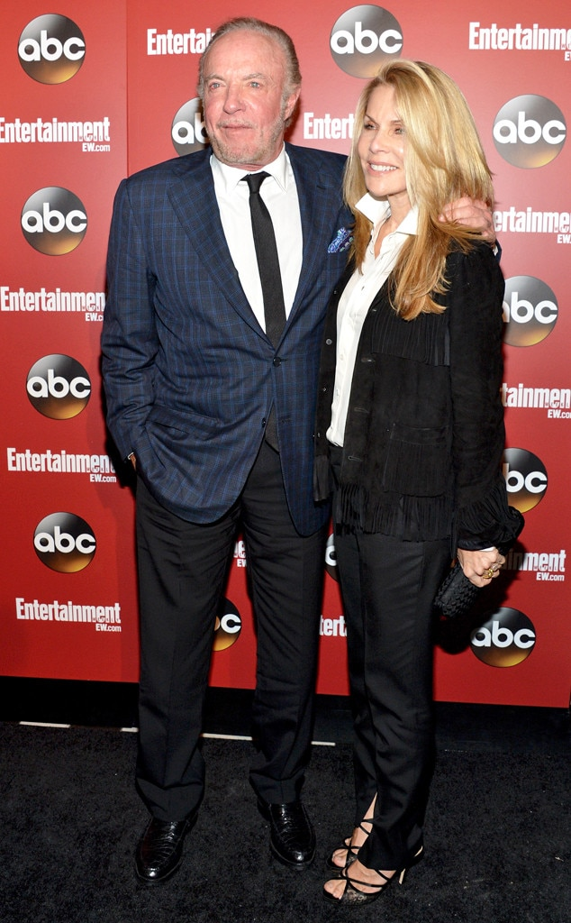 James Caan, Linda Cann, ABC Upfronts