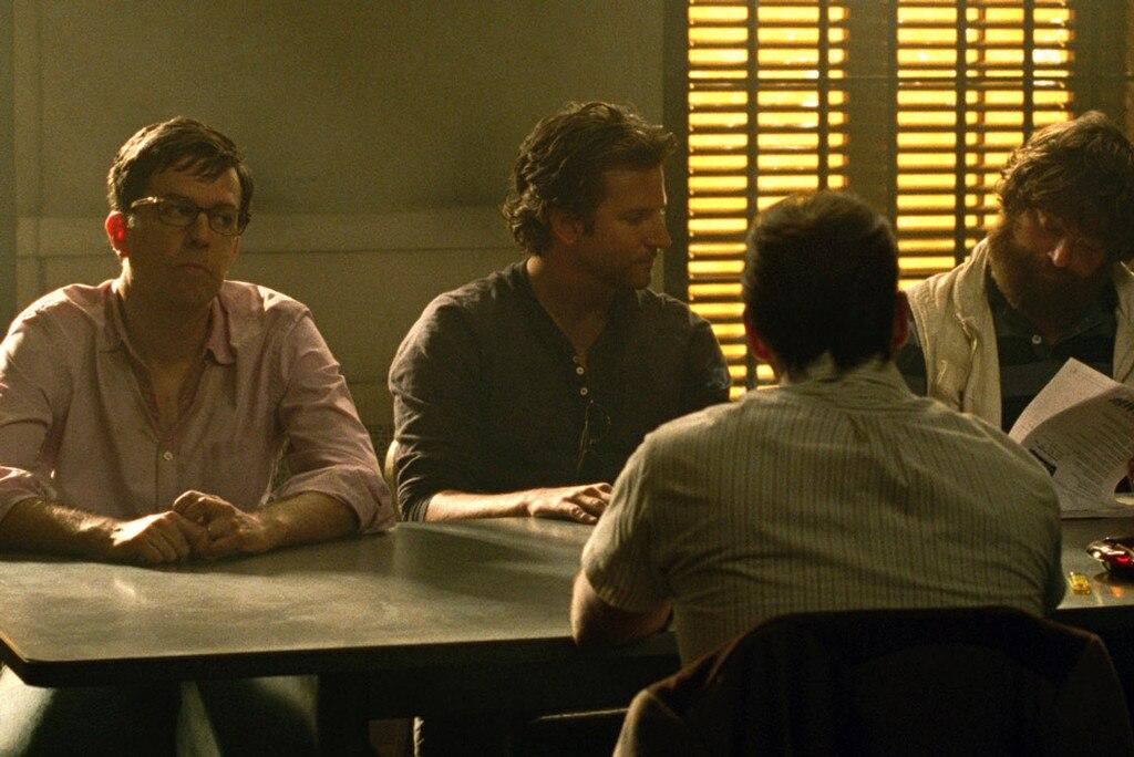 The Hangover: Part III, Zach Galifianakis, Bradley Cooper, Ed Helms