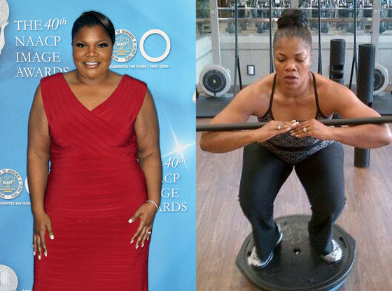 Mo'Nique Talks 80-Pound Weight Loss, Encourages Big Women ...