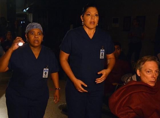 Chandra Wilson, Sara Ramirez, Grey's Anatomy