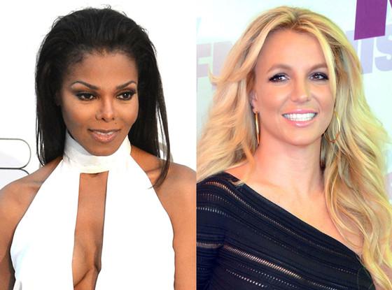 Britney Spears, Janet Jackson