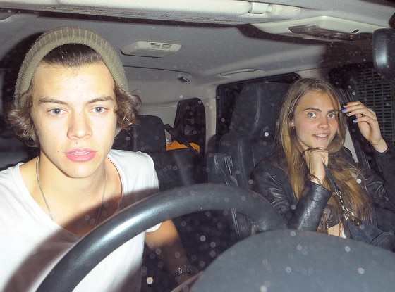 Cara Delevingne, Harry Styles