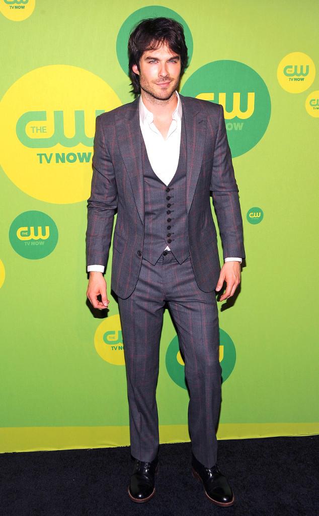 Ian Somerhalder, CW Upfront
