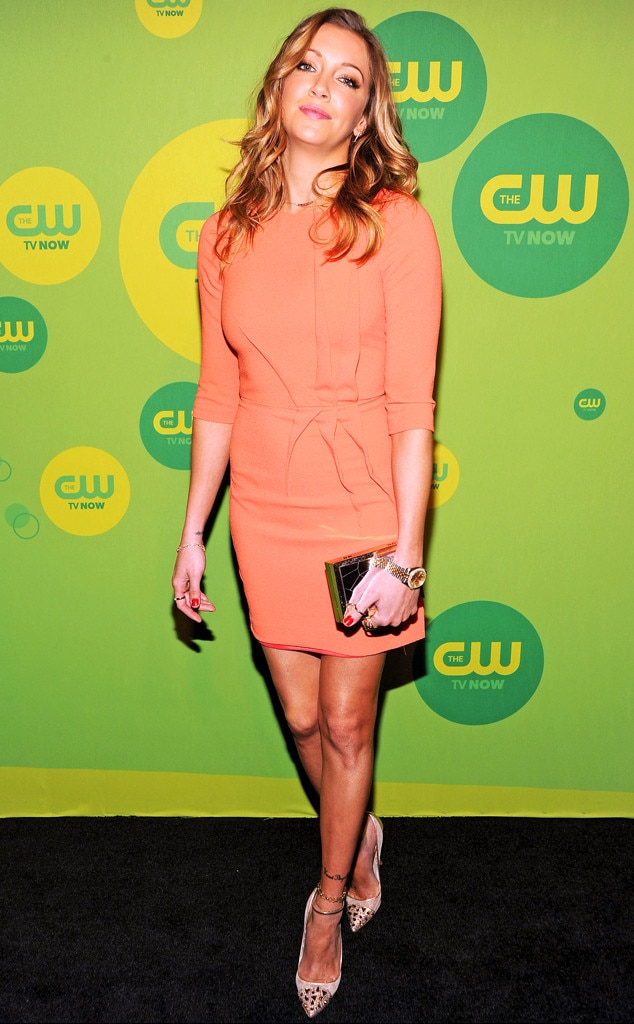 Katie Cassidy, CW Upfronts
