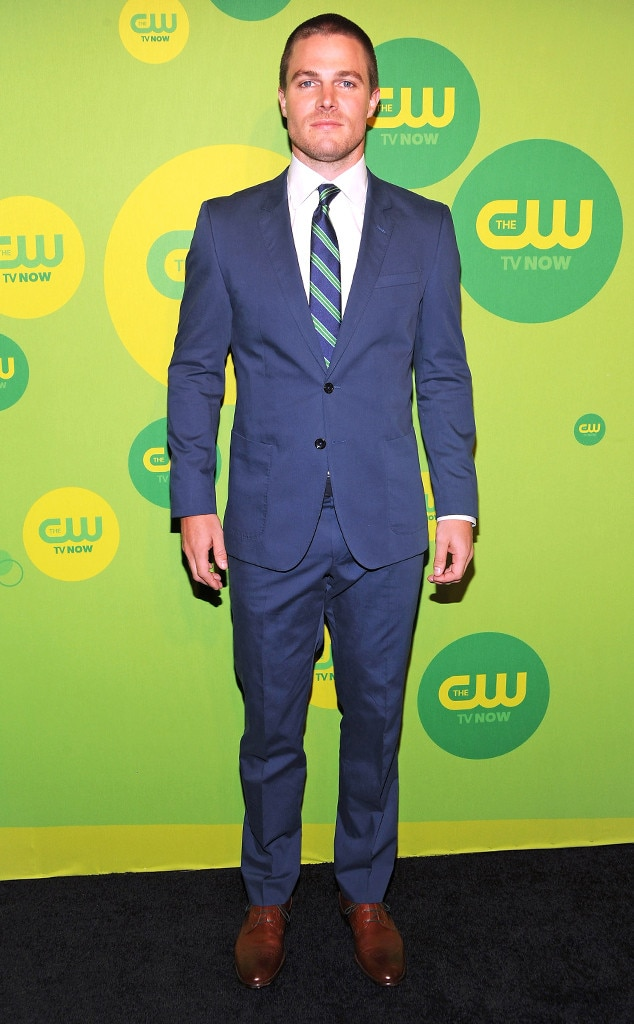 Stephen Amell, CW Upfront