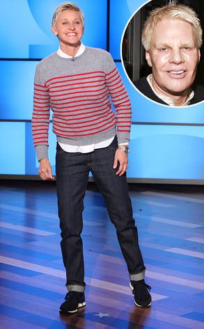 Mike Jeffries, Ellen DeGeneres