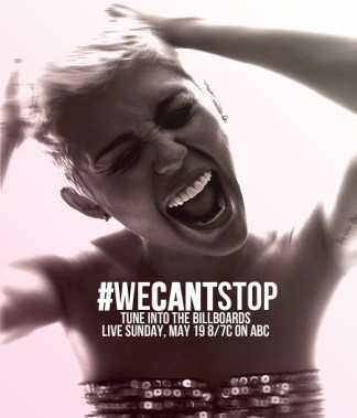 Miley Cyrus, We Can't Stop